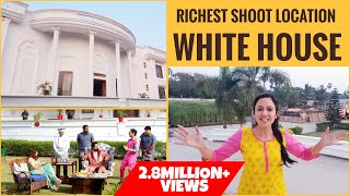 TMKOC shooting location revealed | Tour of WHITE HOUSE in Mumbai