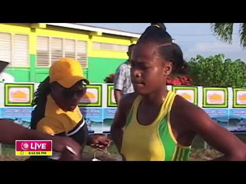 Veronica Campbell-Brown Foundation stages 5k Road Race