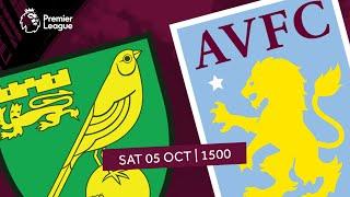 Norwich City 1 - 5 Aston Villa   Extended Highlights