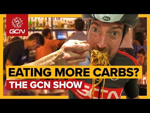 Is Eating More Carbs The Answer To Cycling Success? | GCN Show Ep. 357