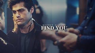Alec & Magnus - Find You