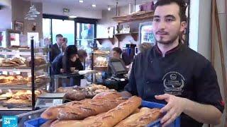 خبز فرنسي بلمسة تونسية… محمود المسيدي خباز قصر الإليزيه
