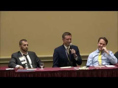 Anarchy vs. Minarchy Debate | Adam Kokesh, Robin Koerner, and Tim Moen