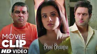 Jao Aacharya Shri Ko Bula Kar Lao   Bhool Bhulaiyaa   Movie Clip   Akshay Kumar, Vidya Balan