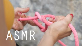 CLIMBING ASMR  🧗🏽‍♀️ SOOTHING SOUNDS FOR SPORT CLIMBERS by Anna Hazelnutt