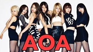AOA TRIBUTE - GODDESSES OF K-POP!