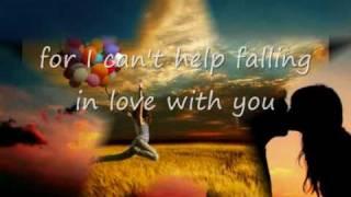 Andrea Bocelli        Can't Help Falling In Love .wmv