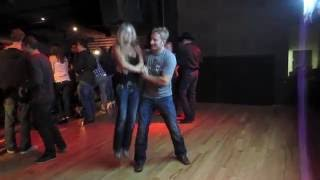 Country Dancing - Swing, Aerials, Flips, Waterfall, Candlestick, Dips, Slides, Butt Spin.
