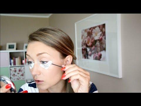 Wimpern selbst färben - der Test - LeileiStyle