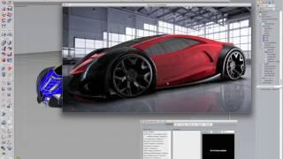Concept Design in SolidThinking Evolve