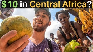 What Can $10 Get In CENTRAL AFRICAN REPUBLIC?