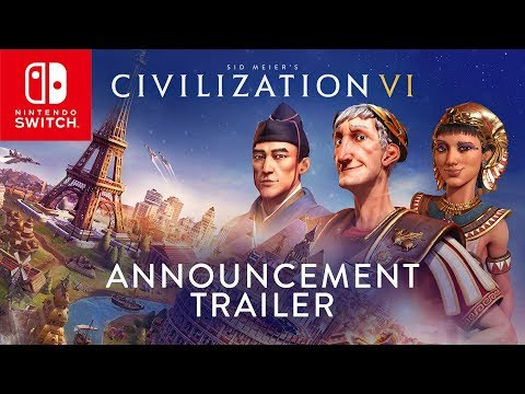Civilization 6 Switch Review - One of the best games in