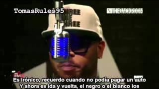 Eminem & Slaughterhouse - BET Rapcity Backroom Subtitulado Al Español Eminem360 Freestyle