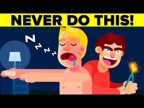 NEVER Wake a Sleepwalker! Heres Why...