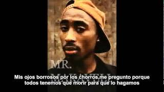 2pac-Mama's Just A Little Girl subtitulado español