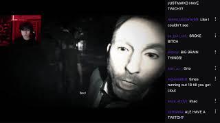 Kio Cyr playing Residents Evil 7 live stream (04.17.2020)