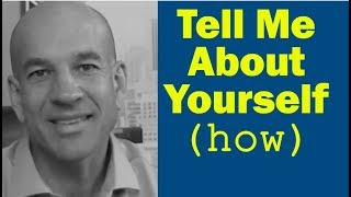Tell Me About Yourself -Training Module 3