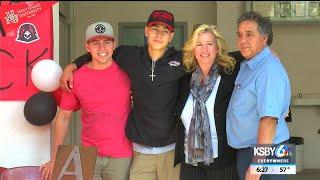 Atascadero's Nick Garza commits to Holy Names University