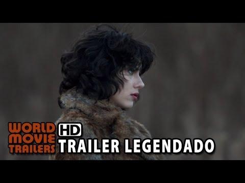 Sob a Pele - Trailer Oficial Legendado (2014) HD