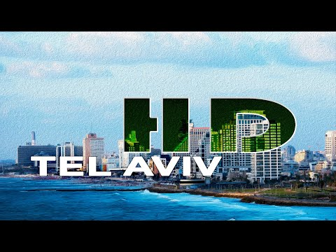 TEL AVIV WALKING TOUR 1080P