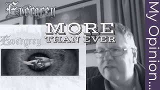 Evergrey - More Than Ever (Listen/First Impression Review)