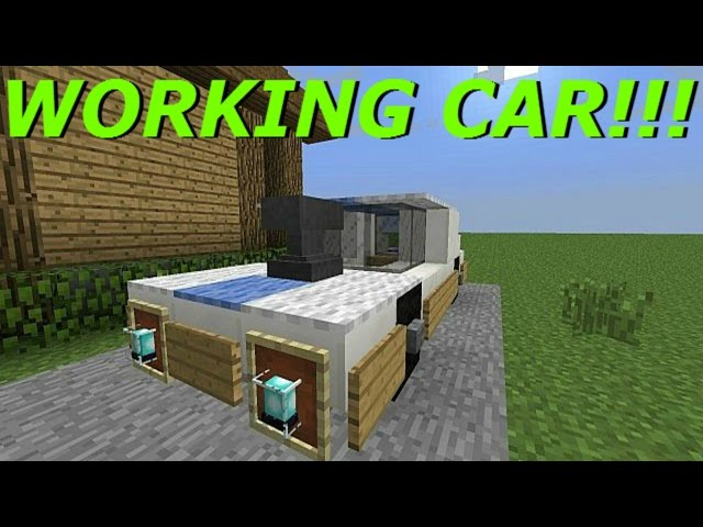 Minecraft ps4 moving minecraft ps3 ps4 xbox wii u working car with minecraft ps3 ps4 xbox wii ccuart Image collections