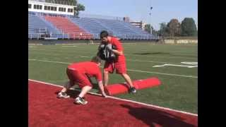 Ted Newsome - Coaching the Drive Block, Traps, and Pulls