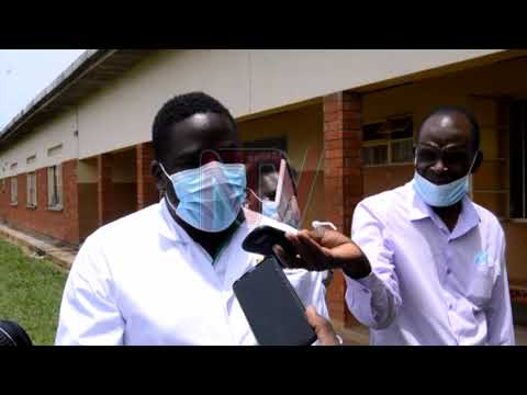 Masaka hospital sets up COVID-19 isolation centre