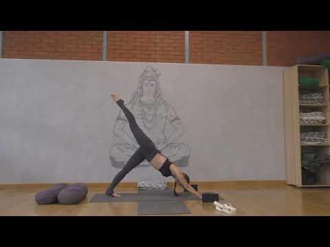 Хатха-йога для начинающих от Yoga Journal