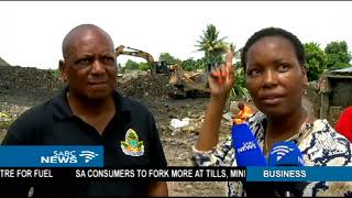 Mozambique relocates 250 households from dumping site