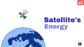 Kinetic and Potential energy of a Satellite #7