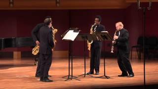 Maslanka: Recitation Book, Movement V. Fanfare/Variations on the chorale melody