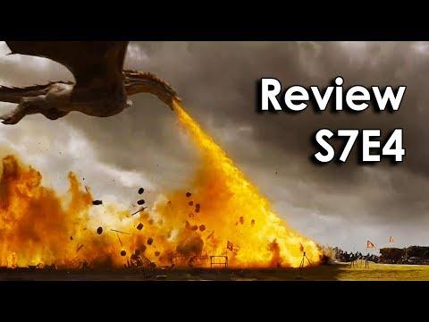 Hra o trůny v kostce: Spálená kořist