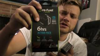 Digi-Power Re-Fuel Gopro hero 4 Black Battery Review and Test