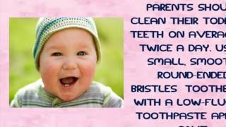 When To Start Using Toothbrush On Baby