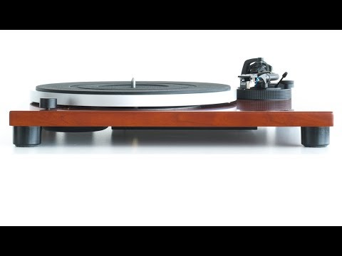 Reviewed: Music Hall mmf-1.5 turntable