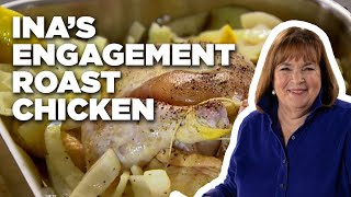 How to Make Ina's Engagement Roast Chicken   Food Network