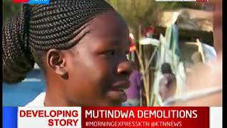 Mike sonko's promise for modern shops in mutindwa