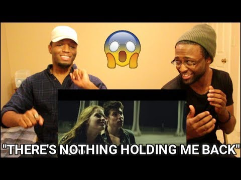 Shawn Mendes - There's Nothing Holdin' Me Back (REACTION)