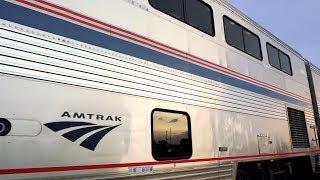 Silent Vlog - Riding the Amtrak Superliner: Chicago to Kansas City