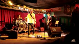 Video Filip Vítů Trio Black Magic Woman Live at Hard cafe
