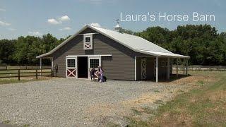 Lauras Horse Barn