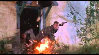 Big Explosion In Dog Soldiers!