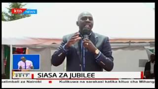 Chama cha Jubilee kimeuambia NASA wakubali matokeo ya uchaguzi ikiwa utashindwa