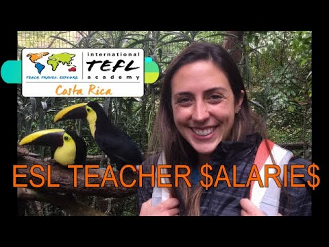 Budgeting as an English Teacher in Costa Rica