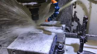 Cosmic magic in a Haas Super Mini Mill