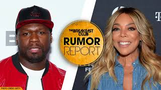 """50 Cent vs. Wendy Williams: """"Your Husband Deserves a Side Chick"""""""