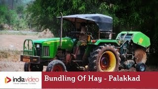 Baler -  A Farm Machinery
