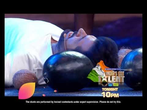 india's Got Talent: Tonight 10 PM