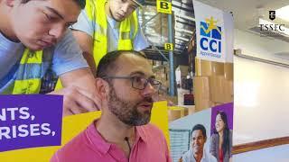 """David Leclerc : """"Mieux cerner les enjeux de ma structure"""""""